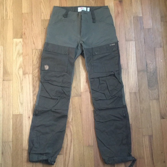 13be256b06ab4 Fjallraven Pants - Fjallraven Keb Trouser Womens
